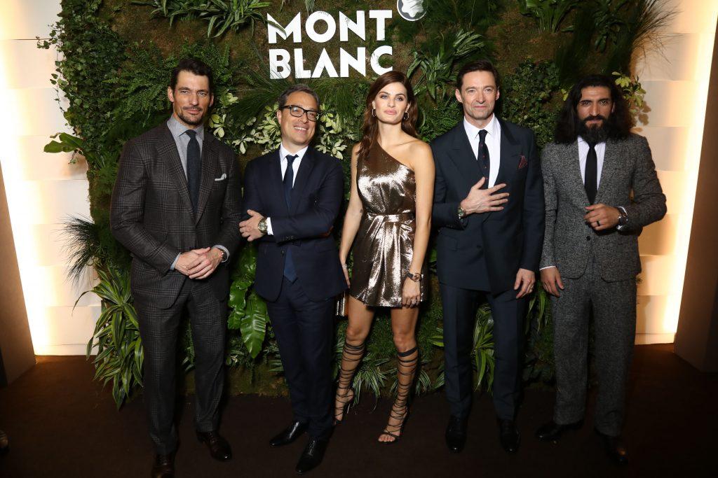 ELLOS ESPECIALES MODA  | Lanzamiento del nuevo reloj MONTBLANC 1858 en el SIHH en Ginebra
