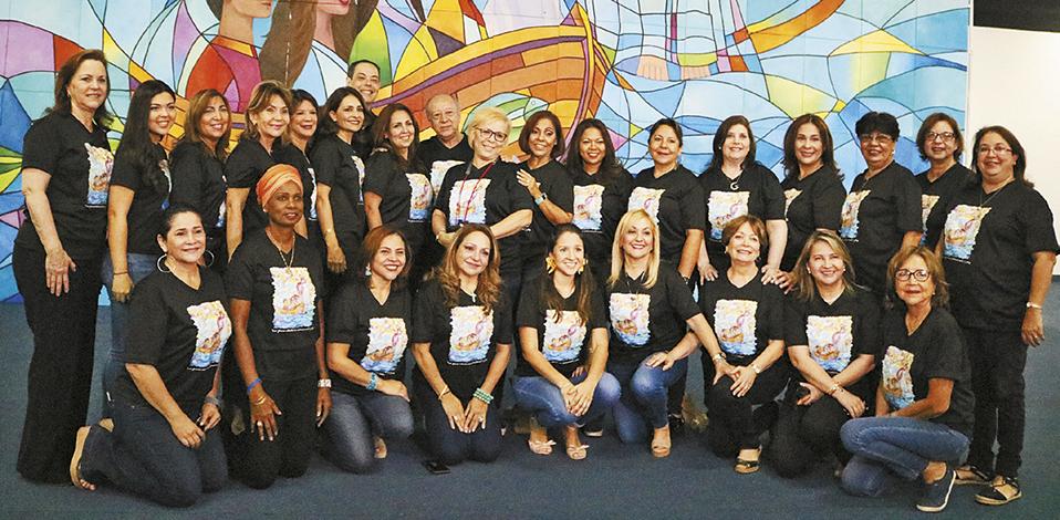 EMPRESARIALES EVENTOS  | AltaPlaza Mall exhibe el mural en honor a la JMJ