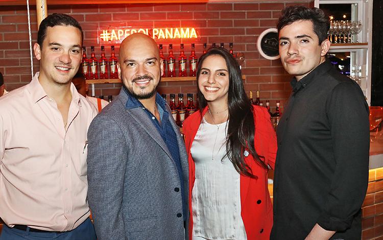 EVENTOS SOCIALES  | Inauguración de la Terraza Aperol Spritz en Capital Bistró