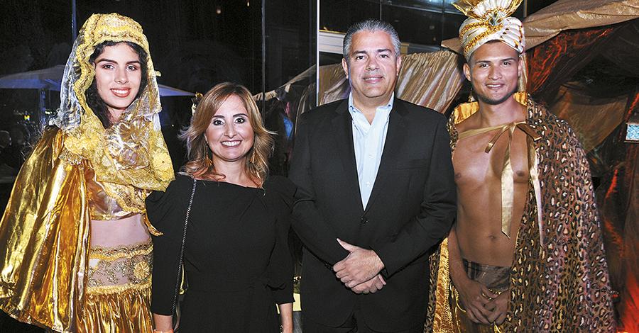 EMPRESARIALES EVENTOS  | Nacional de Seguros celebró noche de premiaciones
