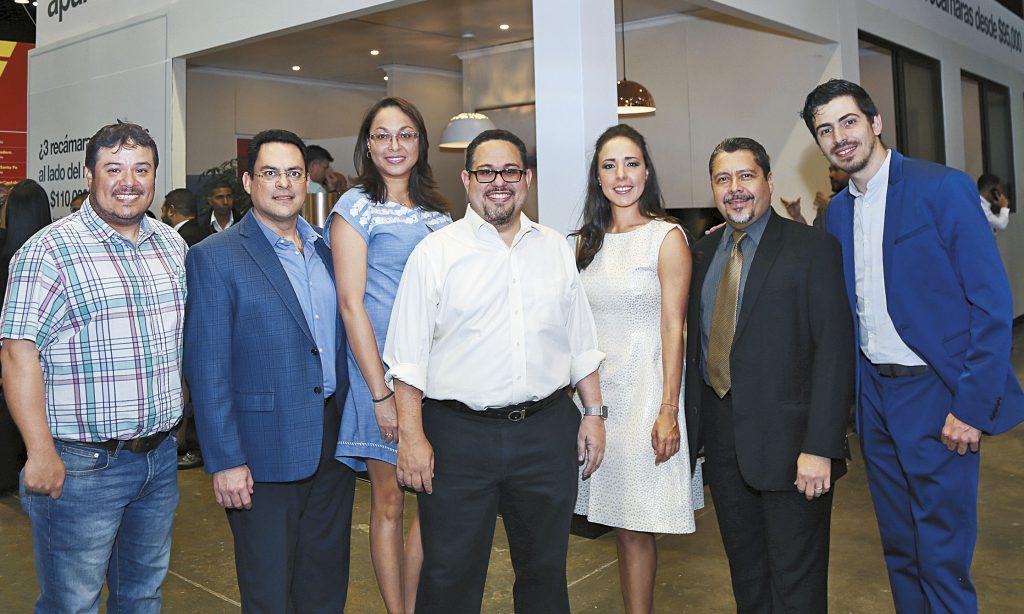 EMPRESARIALES EVENTOS  | Innovador stand de la inmobiliaria Haus Panamá en Expo Inmobiliaria ACOBIR 2019