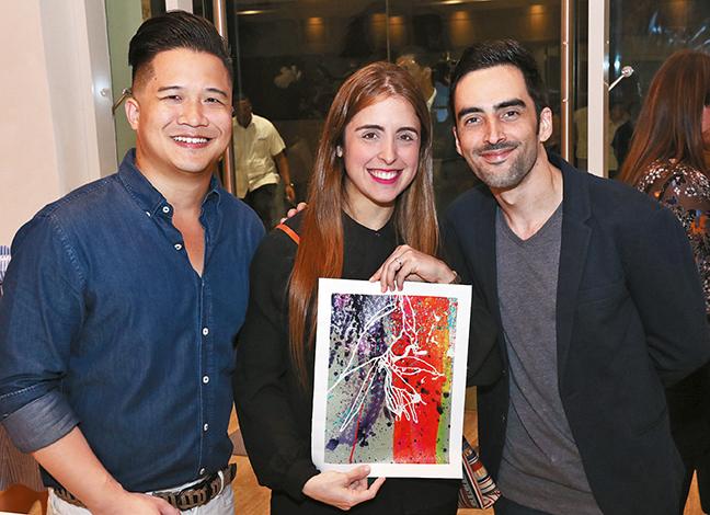 EMPRESARIALES EVENTOS  | Exhibición de arte por Galería Habitante en el edificio ARIA