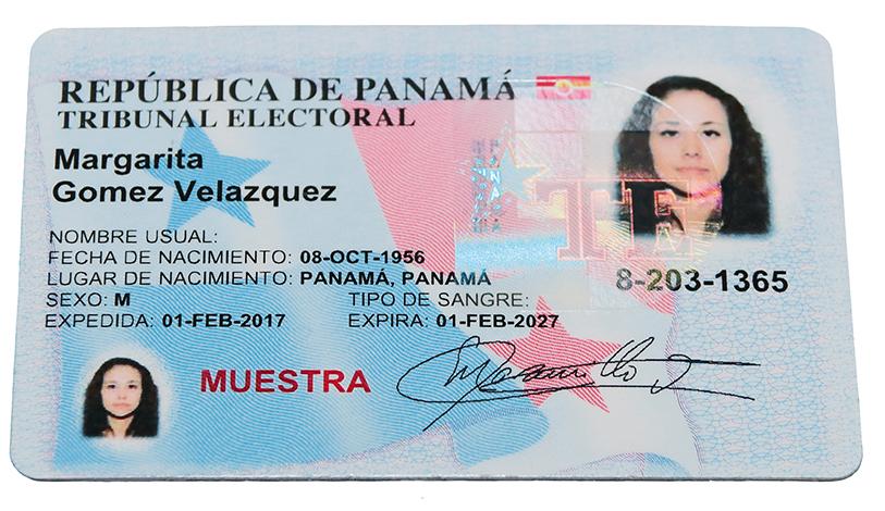 ESPECIALES  | Panamá expedirá las primeras cédulas inteligentes