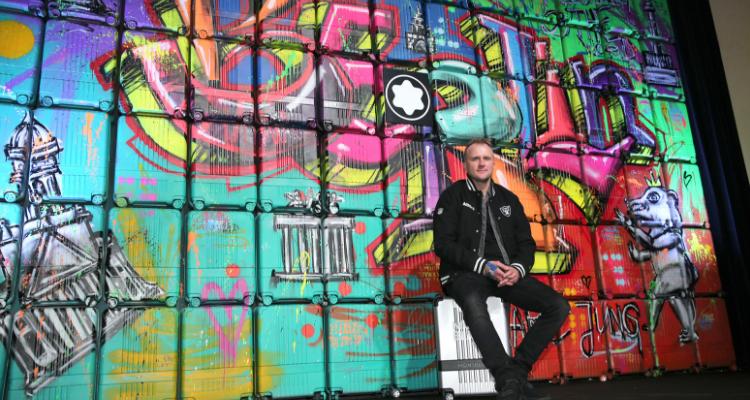 EMPRESARIALES EVENTOS  | Lanzamiento de la nueva línea de viajes de Montblanc # MY4810 en Berlín