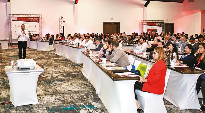 EMPRESARIALES EVENTOS  | APACECOM Primer Congreso Internacional de Centros Comerciales