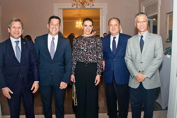 EMPRESARIALES EVENTOS  | Inauguración del teatro IMAX en el Canal de Panamá