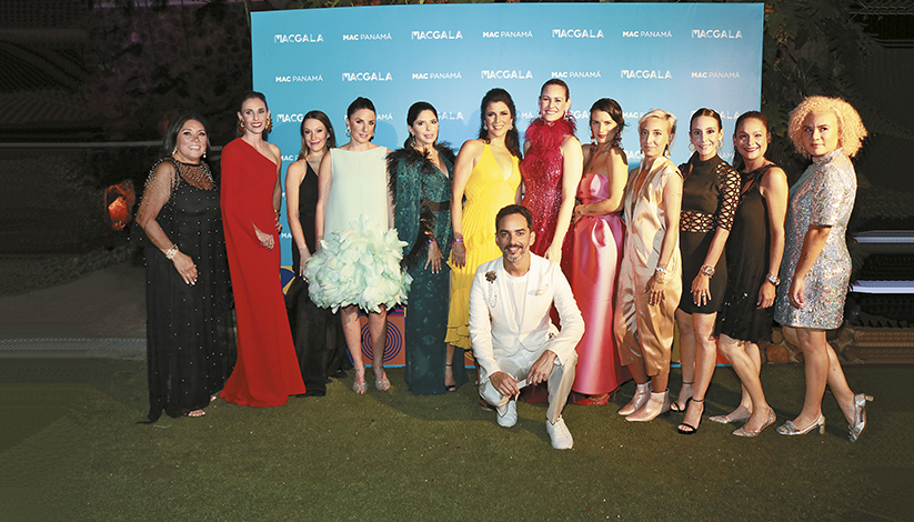EVENTOS ON THE SPOT  | MAC GALA 2019