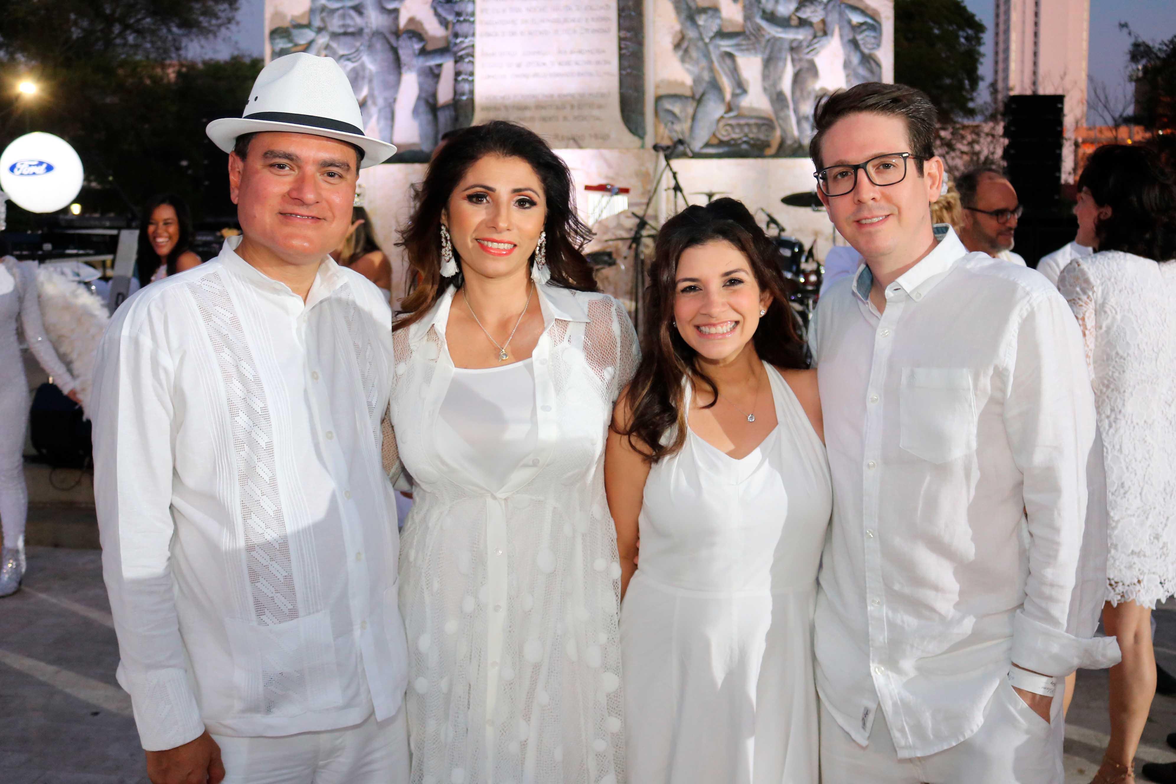 EVENTOS SOCIALES  | Le Diner en Blanc Panama 2019
