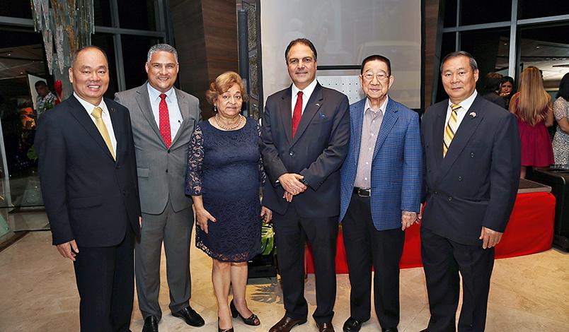EMPRESARIALES EVENTOS  | Capital Bank realiza homenaje a la comunidad china por el Año Nuevo Chino