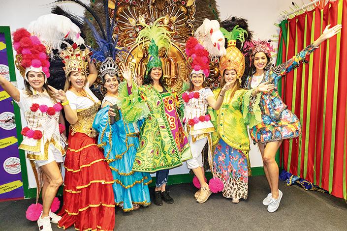 EMPRESARIALES EVENTOS  | NASE asiste al Carnaval de Río