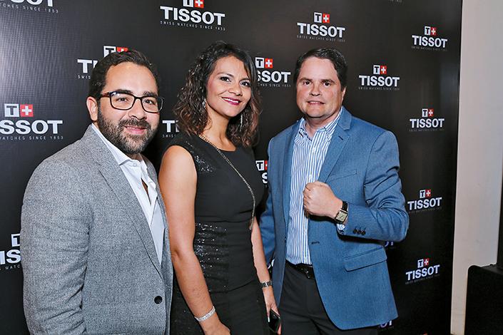 EMPRESARIALES EVENTOS  | Nuevo Premium Shop in Shop de Tissot