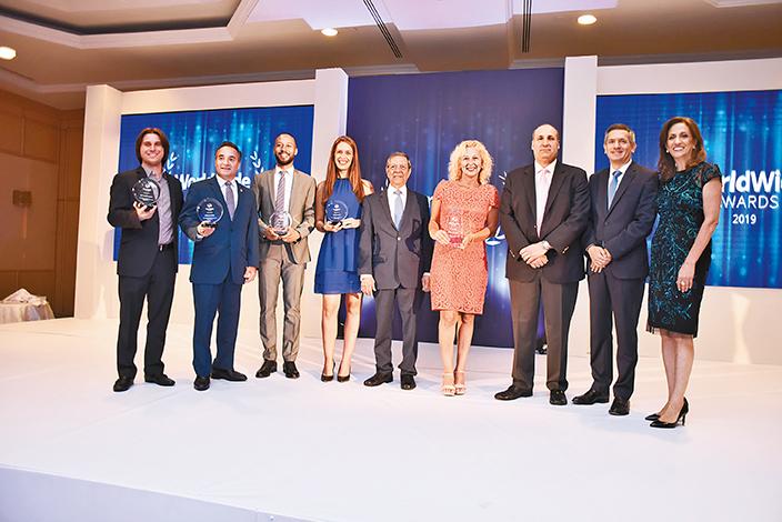 EMPRESARIALES EVENTOS  | WORLDWIDE AWARDS 2019