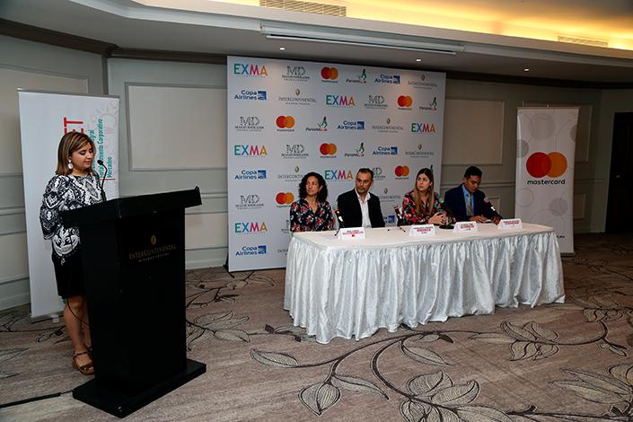 EMPRESARIALES EVENTOS  | Conferencia de prensa EXMA 2019