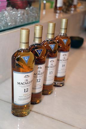 EVENTOS SOCIALES  | The Winery realizó cata para degustar la línea de The Macallan