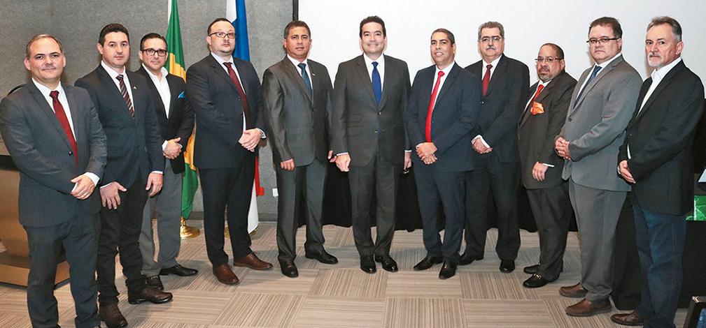 EMPRESARIALES EVENTOS  | Panamá y Brasil estrechan lazos