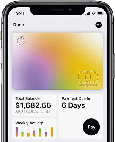 LIFESTYLE TECNOLOGÍA  | Apple Card: tarjeta audaz y segura