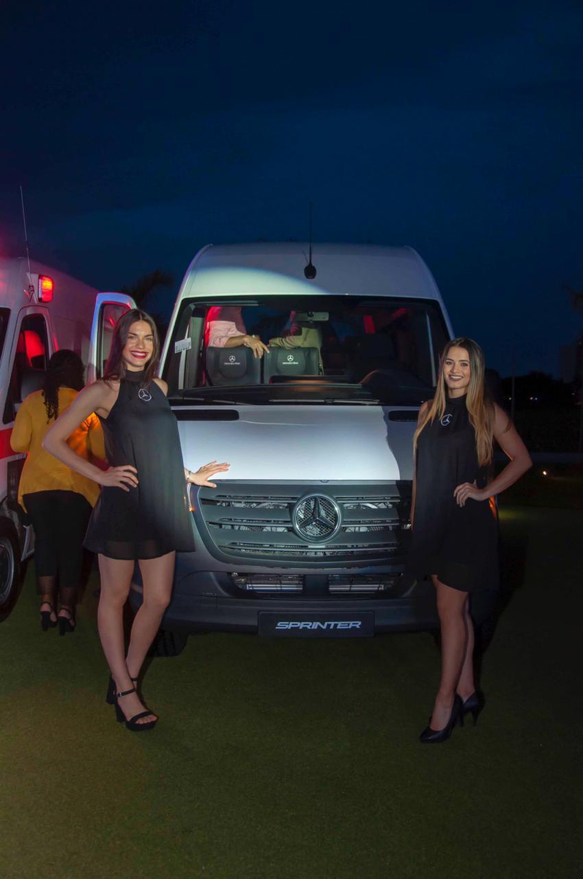 EMPRESARIALES EVENTOS  | Mercedes Benz presenta la tercera generación de su furgoneta Sprinter