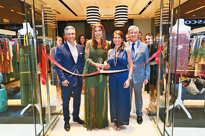 EMPRESARIALES EVENTOS  | Inauguración de la nueva tienda Jasmin Noir en Multiplaza