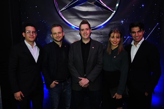 EMPRESARIALES EVENTOS  | Lanzamiento del nuevo Mercedes-Benz GLE