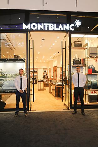 EMPRESARIALES EVENTOS  | Reapertura de la boutique Montblanc en Multiplaza