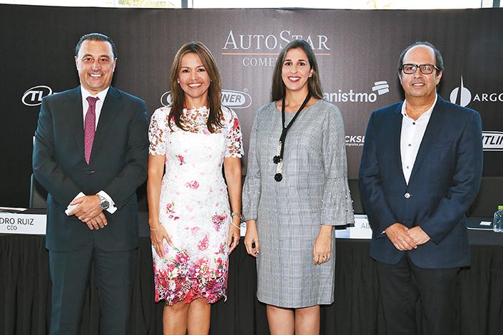 EMPRESARIALES EVENTOS  | Alianza Estratégica entre Truckslogic,Banistmo, Argos y AutoStar