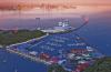 Mercado marítimo en panama
