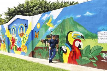 murales en panama