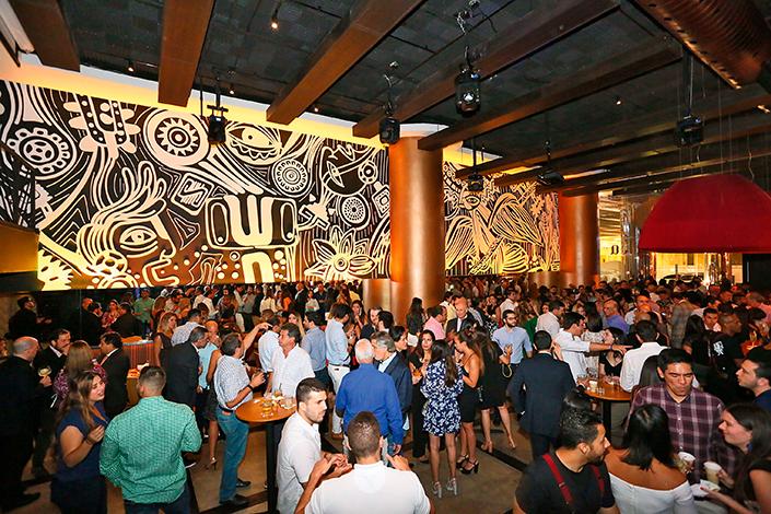 EMPRESARIALES EVENTOS    Inauguración del Restaurante Wahaka