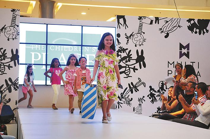 EVENTOS SOCIALES  | Multiplaza realizó el Gallery Market Kids Edition 2019