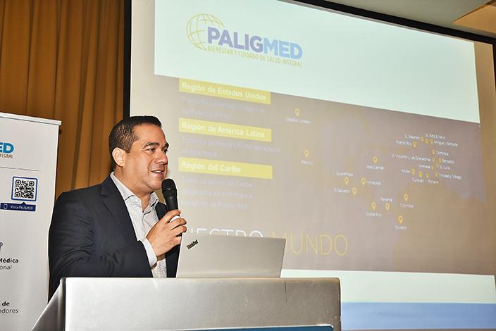 EMPRESARIALES EVENTOS  | PALIG realiza el lanzamiento de PALIGMED