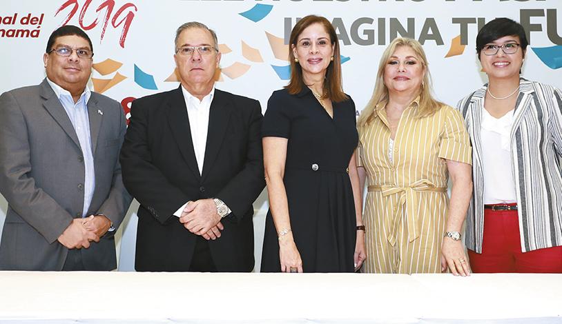 CULTURALES EVENTOS  | Conferencia de prensa Feria Internacional del Libro de Panamá 2019
