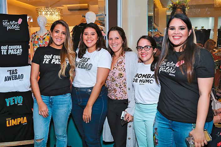EVENTOS SOCIALES  | Sisters A&M celebra su Tarde de Moda y Fantasía 2019