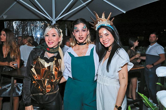 EVENTOS SOCIALES  | Aniversario del restaurante SALVAJE