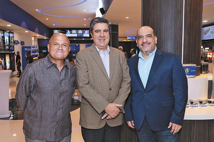 EMPRESARIALES EVENTOS  | Inauguración de Cinépolis en Mall Las Anclas, La Chorrera