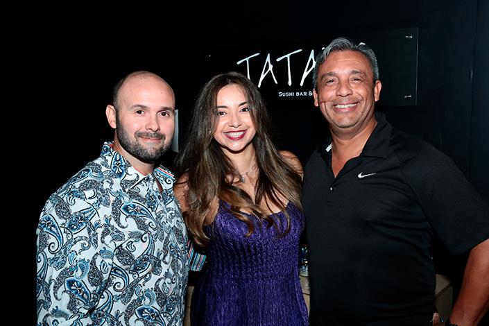 EMPRESARIALES EVENTOS  | Tataki llega a San Francisco