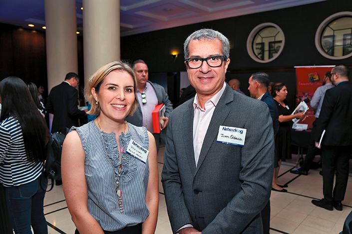 EMPRESARIALES EVENTOS  | CCIAP celebró el Networking +1