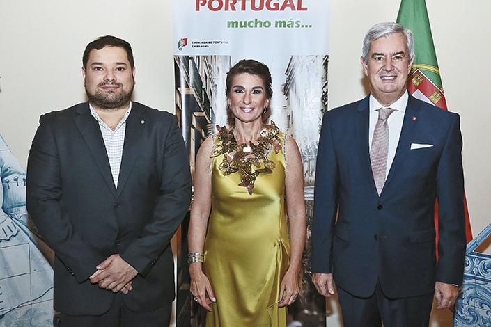 EVENTOS SOCIALES  | La Embajada de Portugal en Panamá conmemoró el Día de Portugal