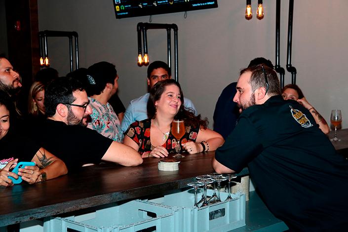 EVENTOS SOCIALES  | Buenas Pintas inaugura su segundo local en San Francisco
