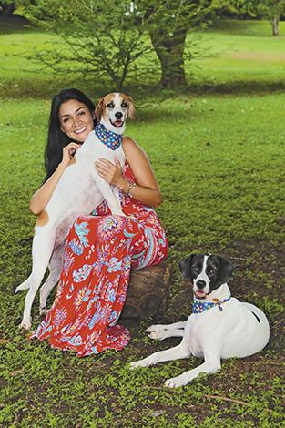 GENTE PET'S LIFE  | Una conexión especial entre Alexandra, Cleo y Kala