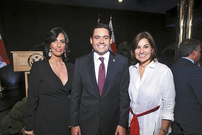EVENTOS SOCIALES  | La Embajada de Estados Unidos en Panamá celebró 243 años de Independencia