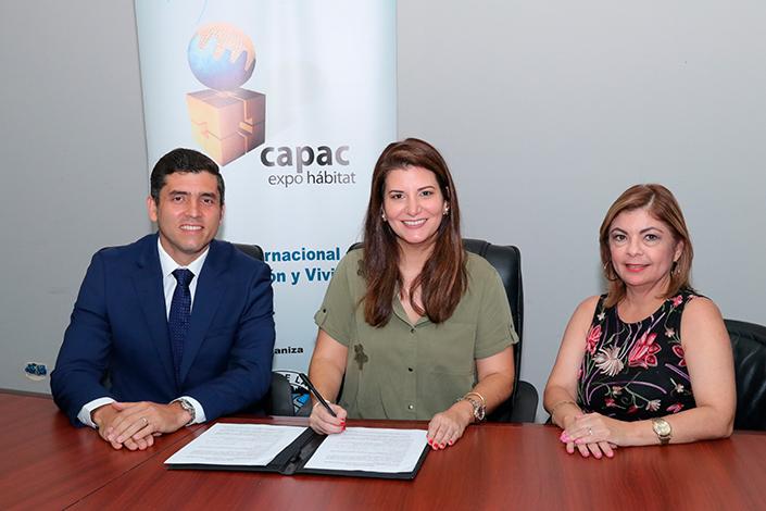 EMPRESARIALES EVENTOS  | Conferencia de prensa CAPAC Expo Hábitat 2019