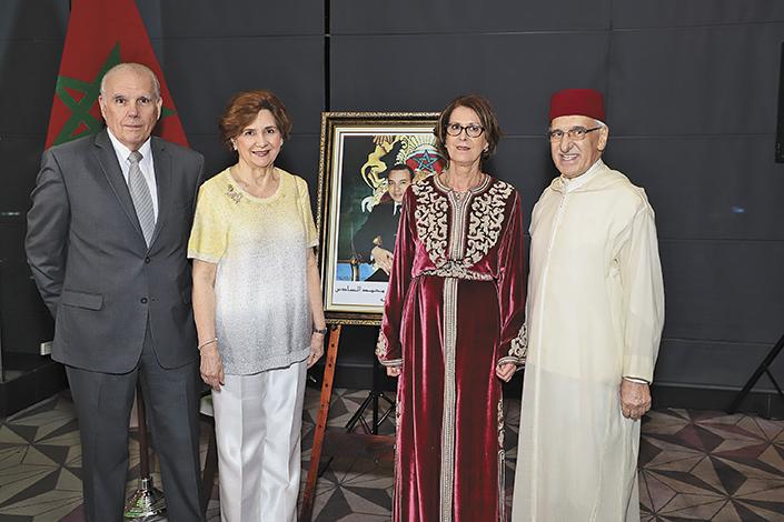 EMPRESARIALES EVENTOS  | Embajada de Marruecos celebra la Fiesta del Trono