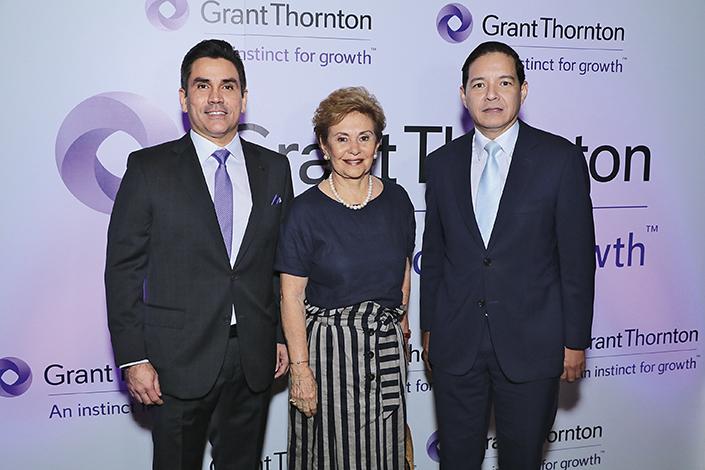 EMPRESARIALES EVENTOS  | Relanzamiento de Grant Thornton Panamá