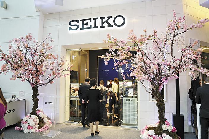 EMPRESARIALES EVENTOS  | SEIKO celebra sus dos años de aniversario en Multiplaza