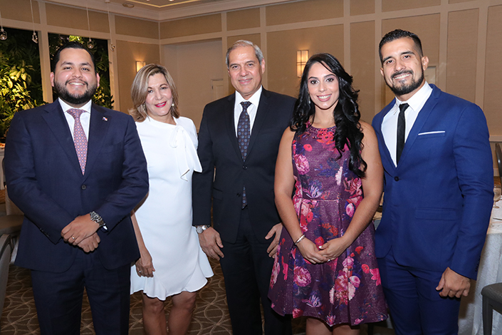 EMPRESARIALES EVENTOS  | Gala Anual de La Cámara de Comercio Franco-Panameña
