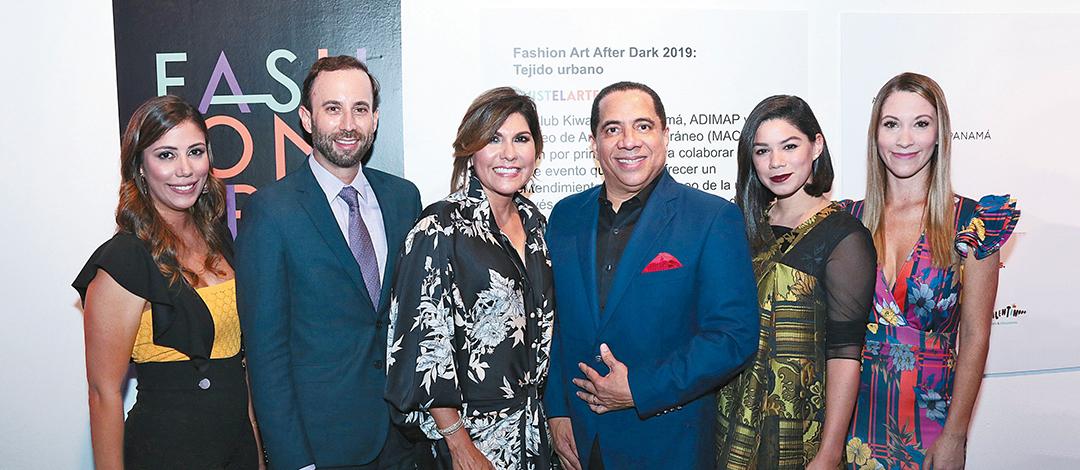 EMPRESARIALES EVENTOS    MAC realizó la subasta silenciosa Fashion Art After Dark