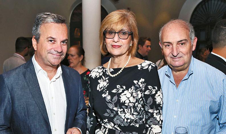 """EMPRESARIALES EVENTOS    El Museo del Canal Interoceánico de Panamá inauguró """"Last Folio"""""""
