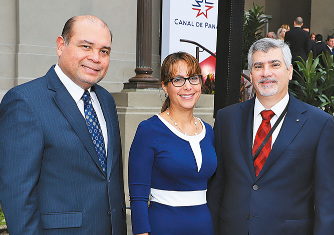 EMPRESARIALES EVENTOS  | Toma de posesión Canal de Panamá