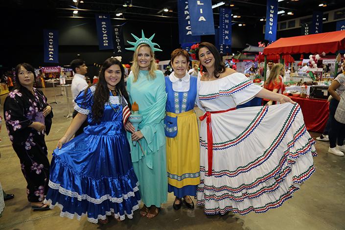 CULTURALES EVENTOS    Fiesta alrededor del mundo 2019