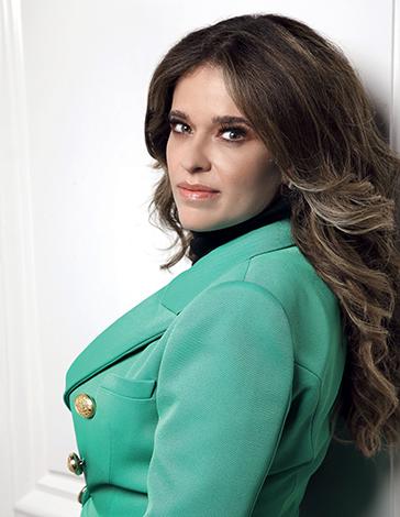 GENTE PORTADA  | MARÍA ANTONELLA AMORUSO